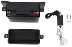 Cargo Towing Solutions Trailer Breakaway Kit with Built-In Battery Charger - Top Load