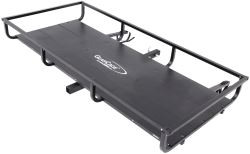 "32x72 Let's Go Aero GearCage Cargo Carrier for 2"" Hitches - Steel - 300 lbs"