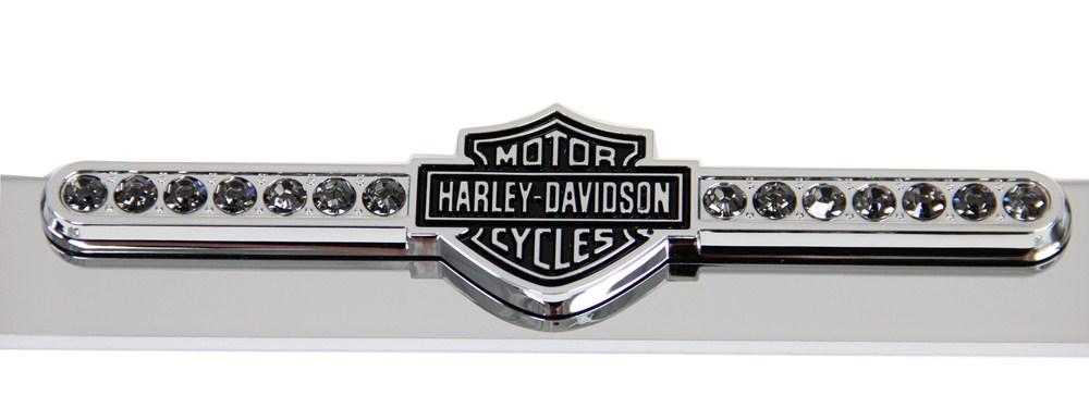 hdlfpicy14k uf - Harley Davidson License Plate Frame For Motorcycle
