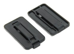 CommuteMate Seat Belt Strap Adjusters - Qty 2