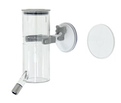 PortablePET AttachaDrink Portable Drink Dispenser - Suction Cup Mount