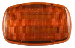 Amber LED Safety Light with Heavy Duty Magnets