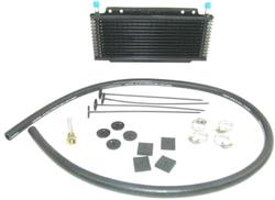 Hidden Hitch 1995 GMC Van Transmission Coolers