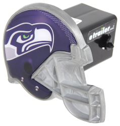 seattle seahawks nfl tailgater hitch cover with bottle opener 2 hitch. Black Bedroom Furniture Sets. Home Design Ideas