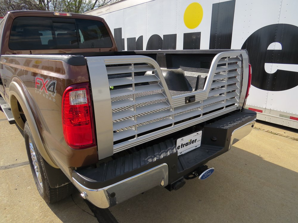 2012 ford f 250 and f 350 super duty tailgate husky liners. Black Bedroom Furniture Sets. Home Design Ideas