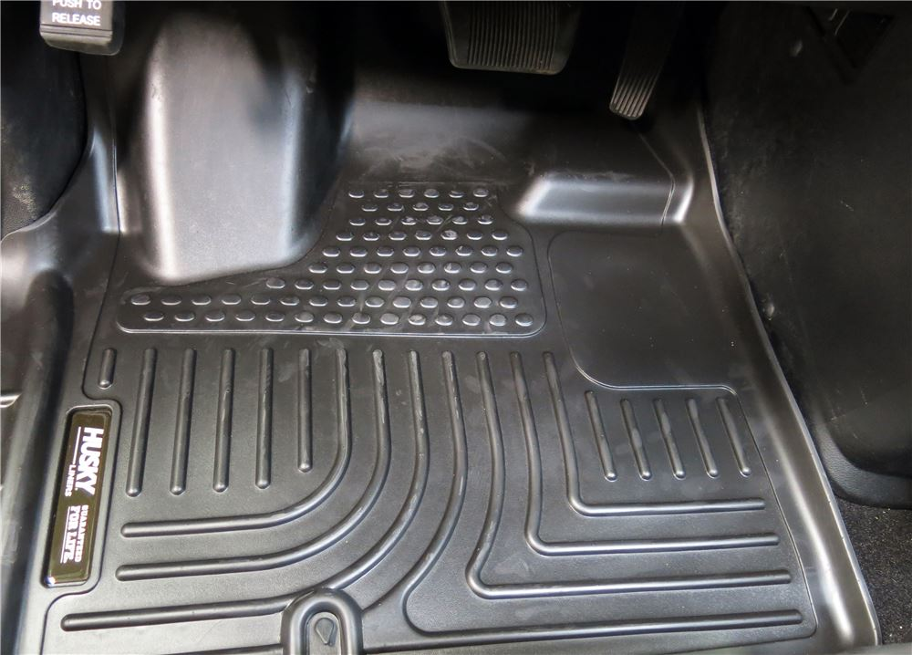 2013 Dodge Grand Caravan Floor Mats Husky Liners