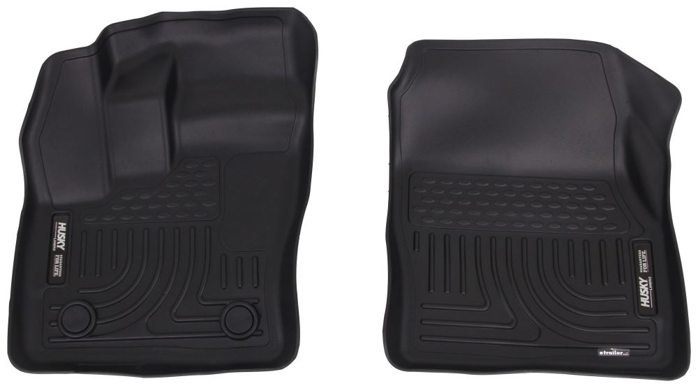 2015 Ford Transit Connect Floor Mats Husky Liners