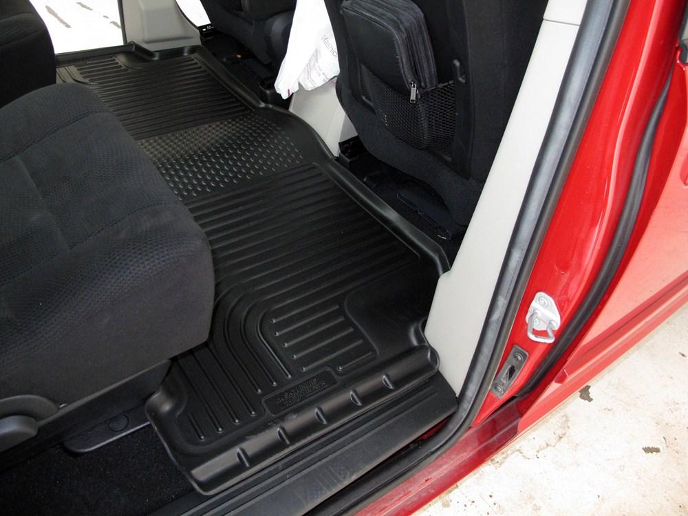 2011 Dodge Grand Caravan Floor Mats Husky Liners