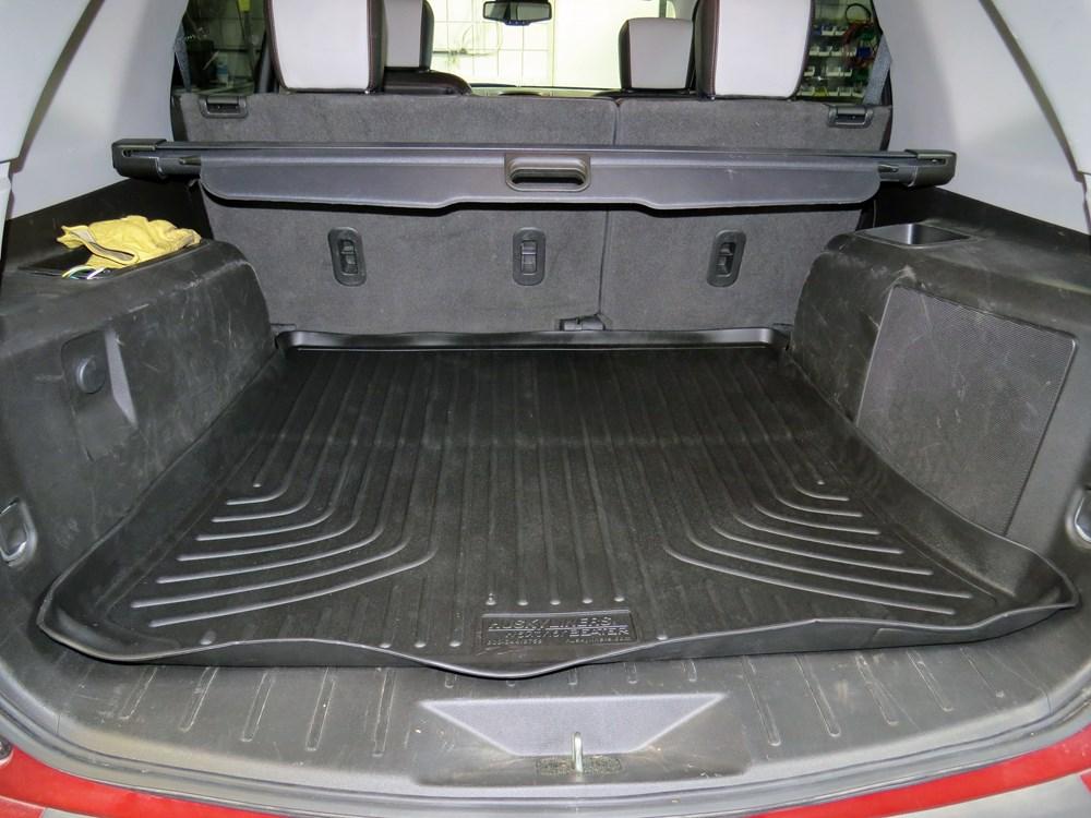 Gmc Terrain Cargo Liner 2010 2013 Chevrolet Equinox Gmc