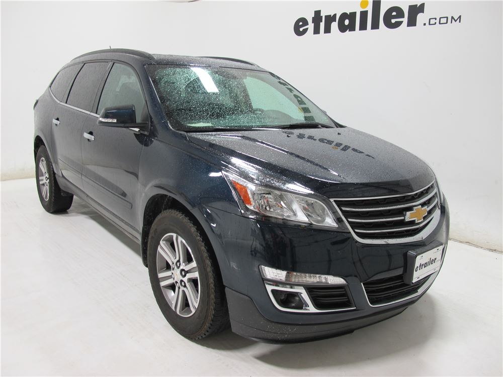 2016 chevrolet traverse husky liners weatherbeater custom. Black Bedroom Furniture Sets. Home Design Ideas
