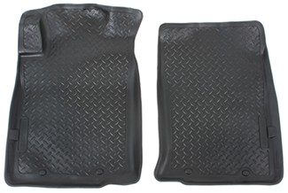 2011 toyota tacoma floor mats husky liners. Black Bedroom Furniture Sets. Home Design Ideas