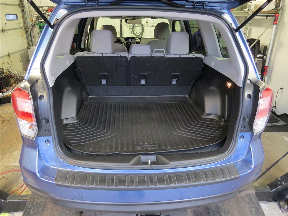 2018 Subaru Forester Husky Liners Weatherbeater Custom