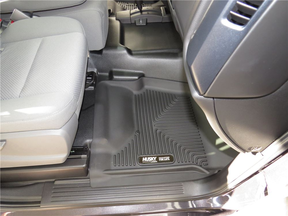 2016 Chevrolet Silverado 2500 Husky Liners X Act Contour