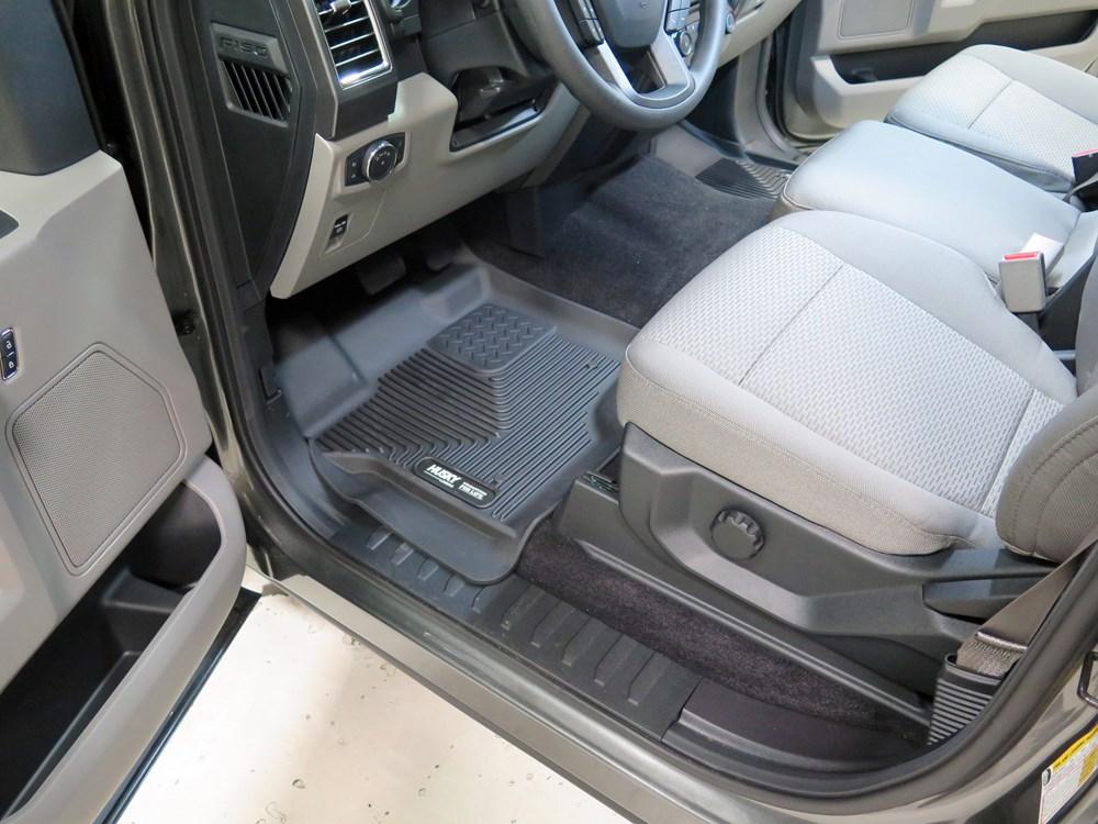 Ford Transit Cutaway >> 2016 Ford F-150 Floor Mats - Husky Liners