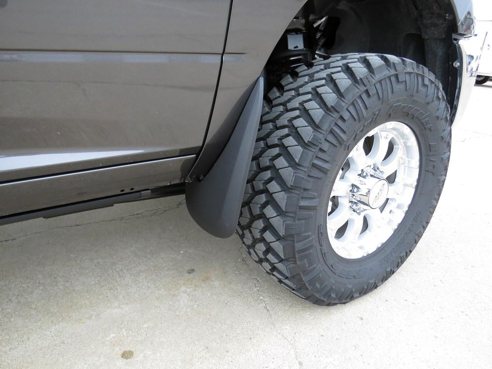 dodge ram pickup mud flaps husky liners