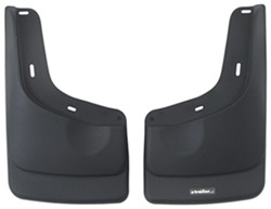 Husky Liners Custom Molded Mud Flaps Front Pair