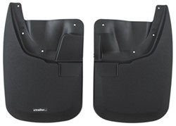 Husky Liners 2014 Ford F-250 and F-350 Super Duty Mud Flaps