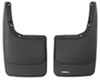Husky Liners Custom Molded Mud Flaps - Rear Pair