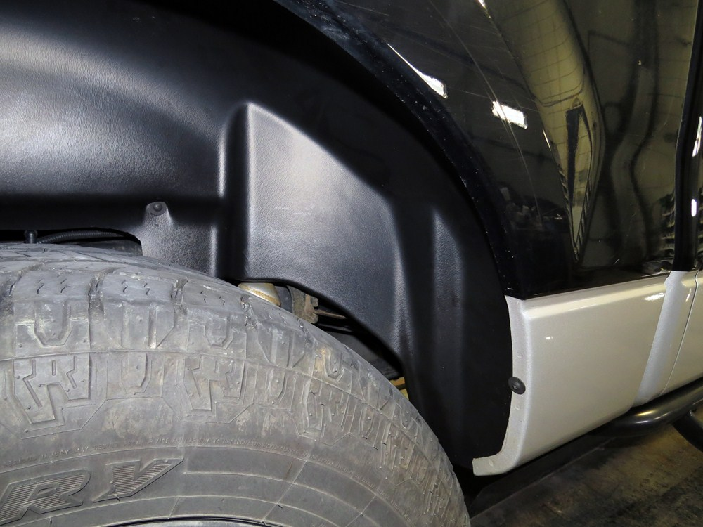 2013 Ford F 150 Husky Liners Custom Rear Wheel Well Guards