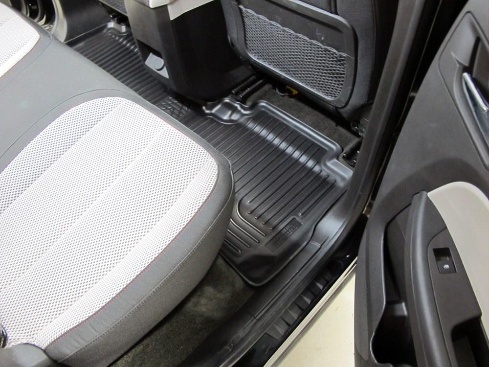 2011 Chevrolet Equinox Floor Mats Husky Liners