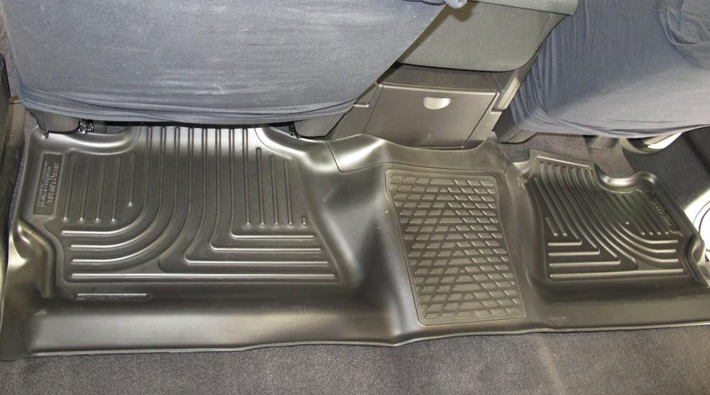 2011 Chevrolet Silverado Floor Mats Husky Liners