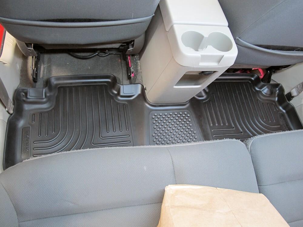 2009 Ford Escape Floor Mats Husky Liners