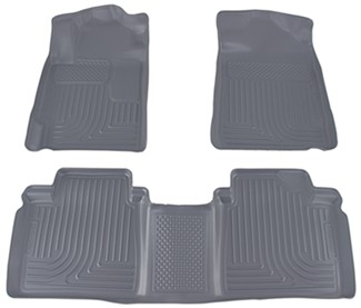 2007 toyota camry floor mats husky liners. Black Bedroom Furniture Sets. Home Design Ideas