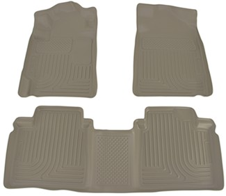2007 toyota camry floor mats husky liners. Black Bedroom Furniture Sets. Home Design Ideas