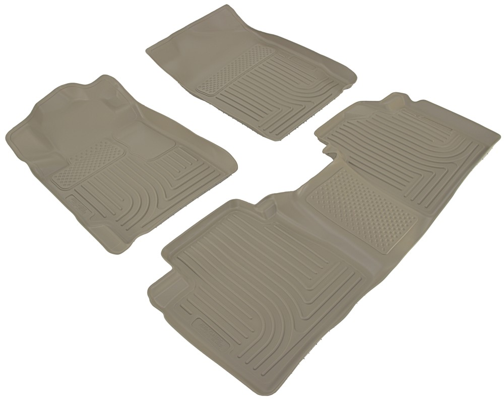 Toyota Tundra All Weather Floor Mats Tundra All Season