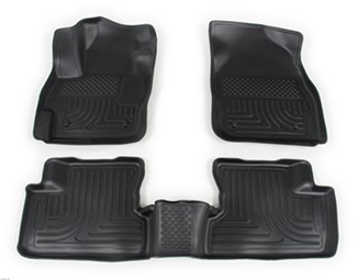 2013 mazda 3 floor mats husky liners. Black Bedroom Furniture Sets. Home Design Ideas