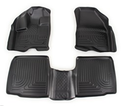 Husky Liners Weatherbeater Custom Auto Floor Front And Rear Black
