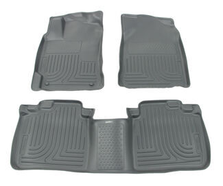 3081 toyota camry floor mats husky liners. Black Bedroom Furniture Sets. Home Design Ideas