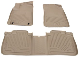 2016 toyota camry floor mats husky liners. Black Bedroom Furniture Sets. Home Design Ideas