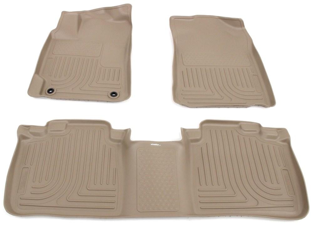 0 toyota camry floor mats husky liners. Black Bedroom Furniture Sets. Home Design Ideas