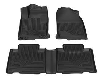 2016 toyota rav4 floor mats husky liners. Black Bedroom Furniture Sets. Home Design Ideas