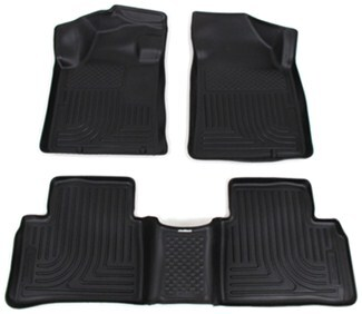 2015 nissan altima floor mats husky liners. Black Bedroom Furniture Sets. Home Design Ideas