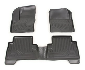 2013 ford escape floor mats husky liners. Black Bedroom Furniture Sets. Home Design Ideas