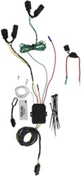 Hopkins 2013 Lincoln MKX Custom Fit Vehicle Wiring