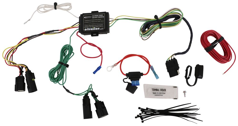 2017 Ford Edge Hopkins Plug