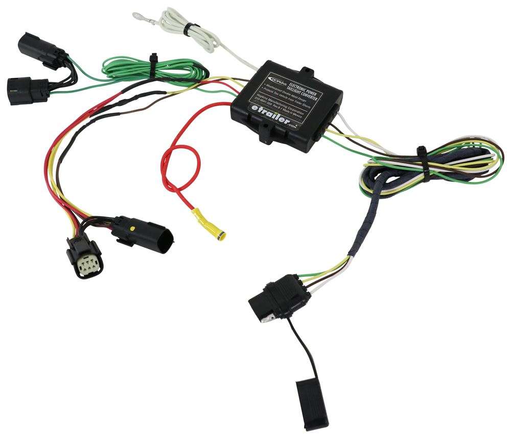 Ford edge hopkins plug in simple vehicle wiring