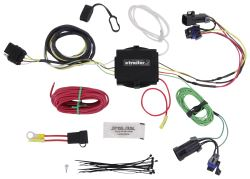 Hopkins 2002 Saturn Vue Custom Fit Vehicle Wiring