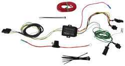 installing trailer wiring harness c56181 on 2013 chevy traverse rh etrailer com 2011 chevy traverse trailer wiring harness chevy traverse wiring harness 118270