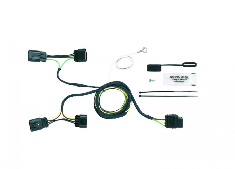 Gmc terrain custom fit vehicle wiring hopkins