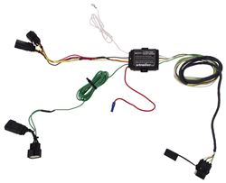 Hopkins Plug-In Simple Vehicle Wiring Harness with 4-Pole Connector
