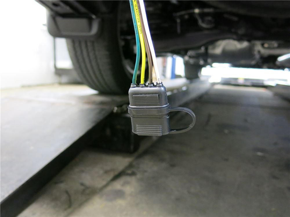 Cougar Wiring Diagram On Trailer Wiring Harness For Toyota Venza