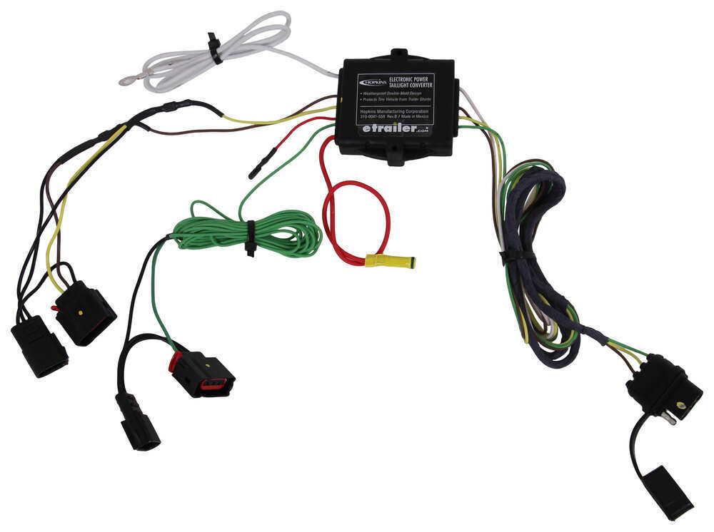 2016 Jeep Patriot Custom Fit Vehicle Wiring