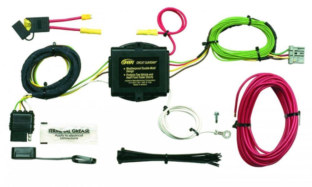 2006 Honda Odyssey Hopkins Plug-In Simple Vehicle Wiring ...