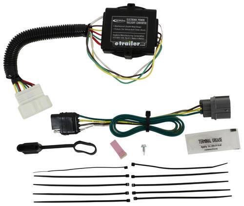 Honda pilot hopkins plug in simple wiring harness for