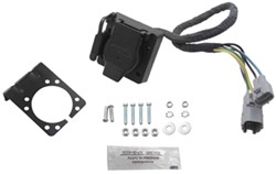 Hopkins 2009 Toyota Tundra Custom Fit Vehicle Wiring
