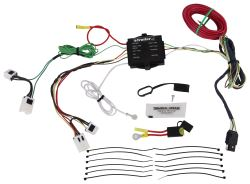 Hopkins 2014 Nissan Altima Custom Fit Vehicle Wiring